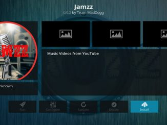 Jamzz Addon Guide - Kodi Reviews