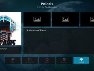 Polaris Addon Guide - Kodi Reviews