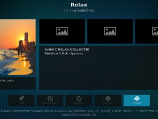 Relax Addon Guide - Kodi Reviews