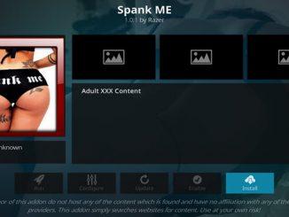 Spank Me Addon Guide - Kodi Reviews