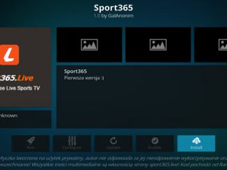 Sport 365 Addon Guide - Kodi Reviews