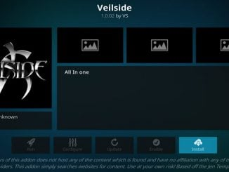 Veilside Addon Guide - Kodi Reviews