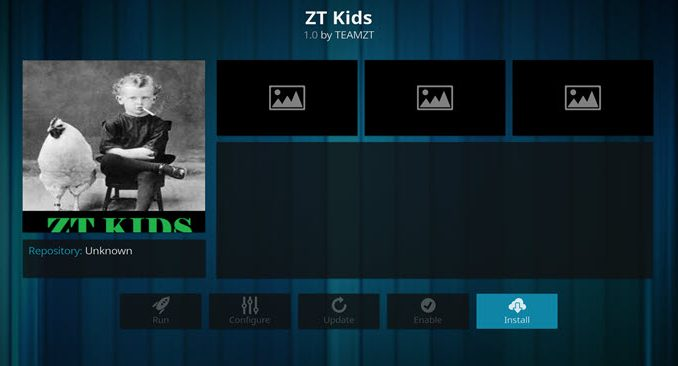 ZT Kids Addon Guide - Kodi Reviews