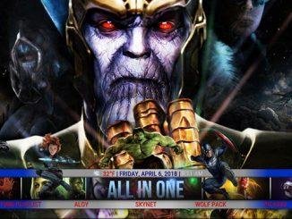 Avengers Build 1