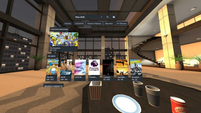 Plex VR touches down on the Gear VR – here's where to download it