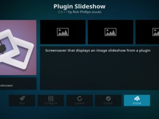Plugin Slideshow Addon Guide - Kodi Reviews