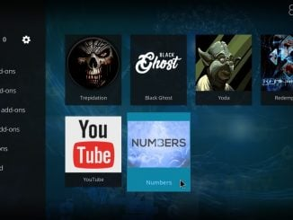 How to Install Numbers Addon on Kodi 17.6
