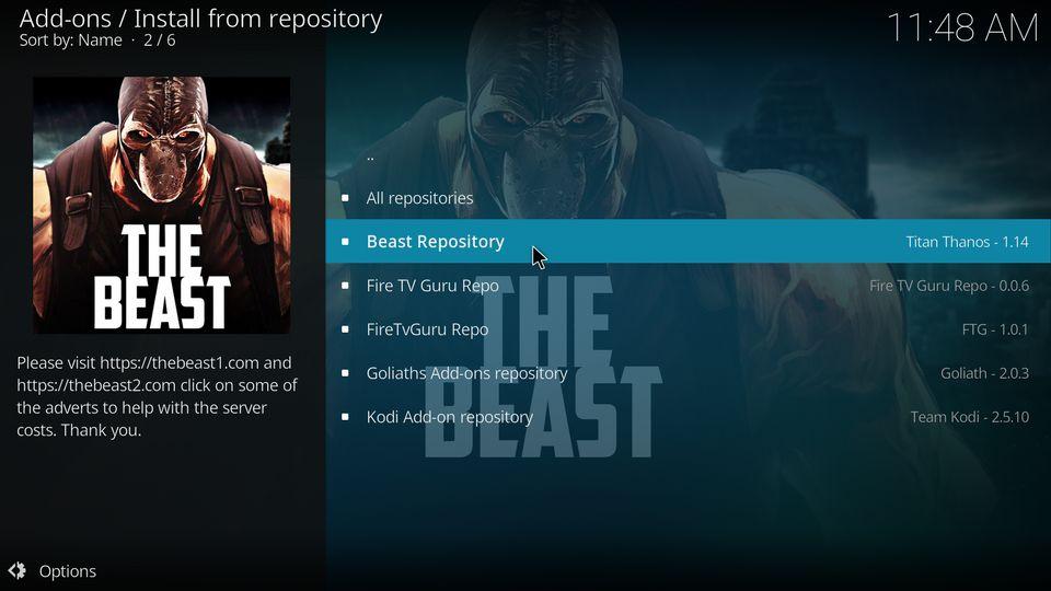 beast repository