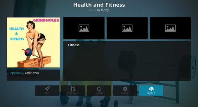 GrindHouse Health and Fitness Addon Guide