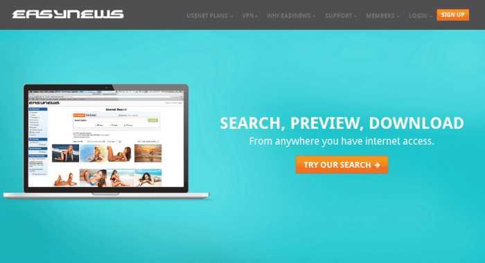 Easynews Kodi: Premium Usenet Provider - Husham com