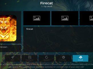 FireCat Addon Guide - Kodi Reviews