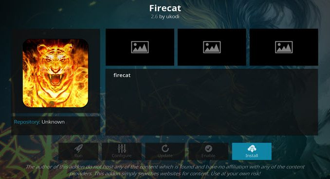 FireCat Addon Guide - Kodi Reviews