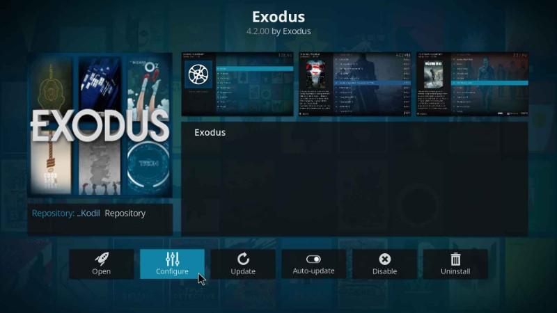 exodus trakt