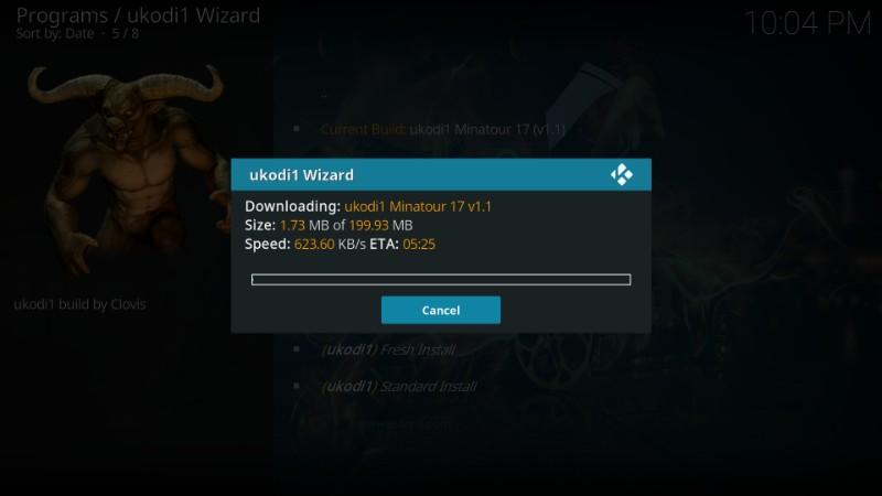 download UKodi1 Build