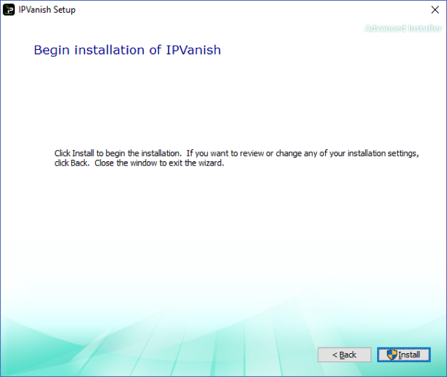 install ipvanish for netflix