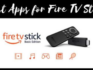 20 Best FireStick Apps (2018)