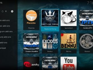 How to Install Neptune Rising on Kodi 17.6 Krypton