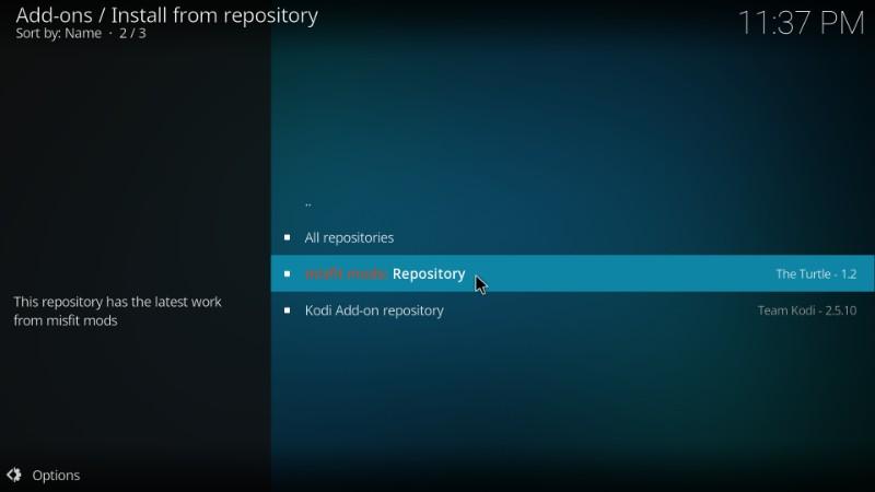 misfit mods repository