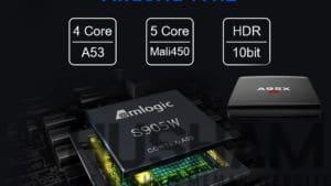 A95X R1 Android TV Box 2 4GHz - Husham com Reviews