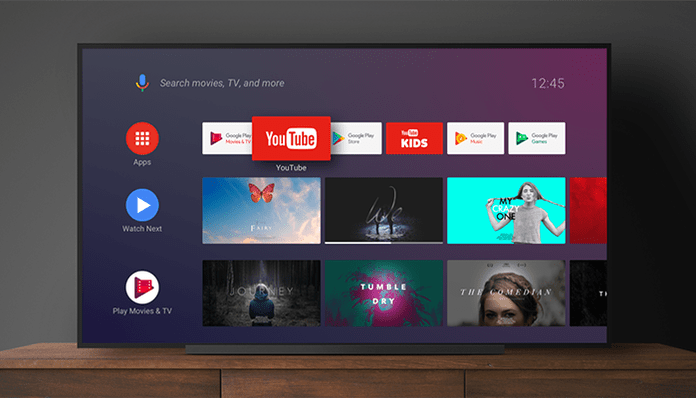 Android TV Uses Android P To Make The Setup Process Faster And Easier