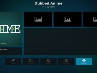 Dubbed Anime Addon Guide - Kodi Reviews