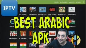 Arabic IPTV APK arabic iptv channel list