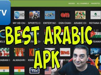 Arabic IPTV APK