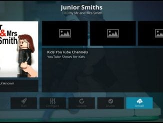 Junior Smiths Addon Guide - Kodi Reviews