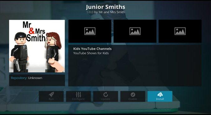 Junior Smiths Addon Guide - Kodi Reviews