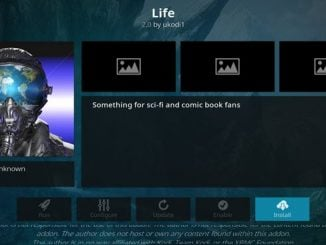 Life Addon Guide - Kodi Reviews