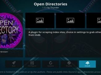 Open Directories Addon Guide - Kodi Reviews