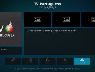 TV Portuguesa Addon Guide - Kodi Reviews