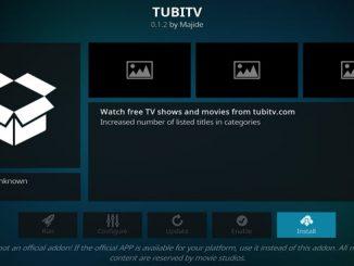 TubiTV Addon Guide - Kodi Reviews