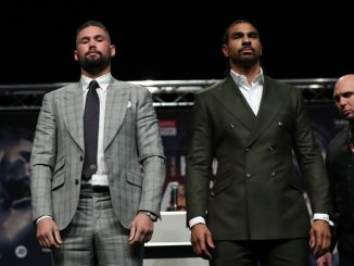 Watching Haye vs Bellew fight illegally comes with big risks, police warn