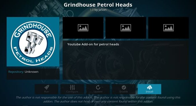 GrindHouse Petrol Heads Addon Guide