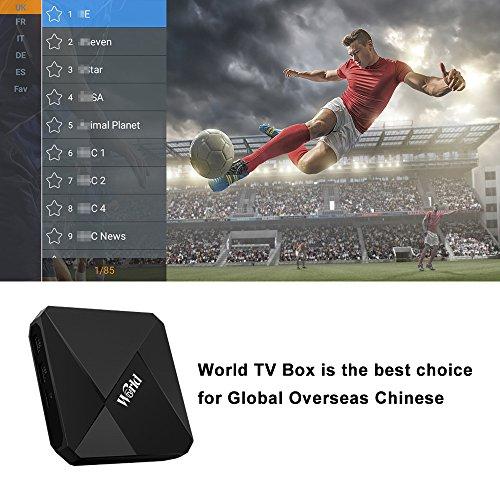 Andobox 2018 Most recent Worldwide IPTV Receiver with Lifetime