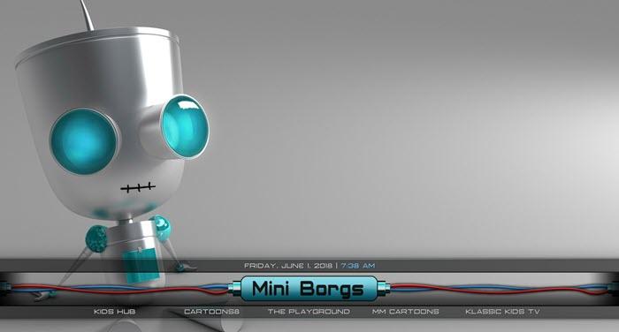 Cyborgs Build 2