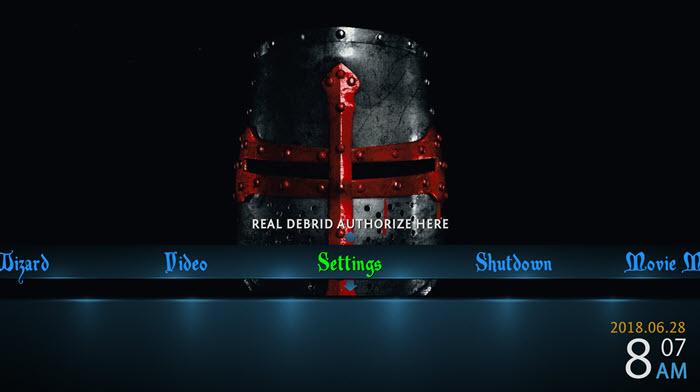 Templarios Build 2