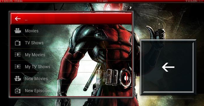 Deadpool Build 1