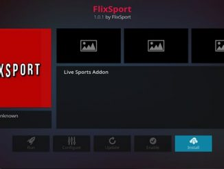Flixsport Addon Guide - Kodi Reviews