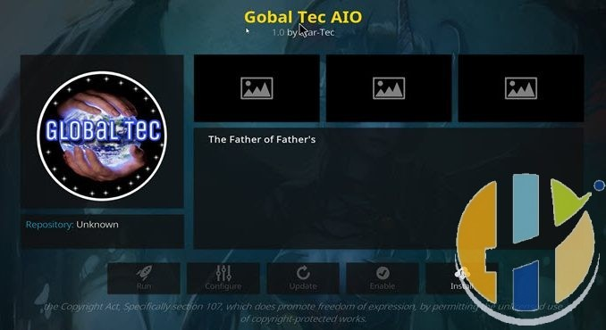 Global Tec Addon Guide - Kodi Reviews