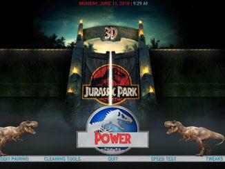 Jurassic Park Build 1