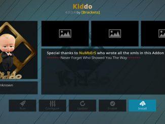 Kiddo Addon Guide - Kodi Reviews