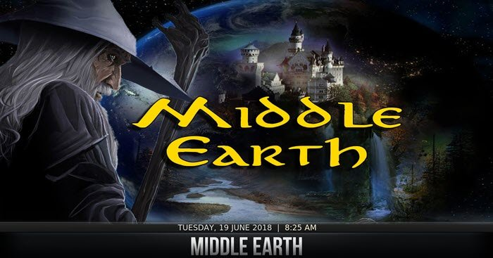 Middle Earth Build 1