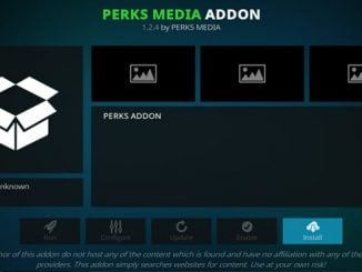 Perks Media Addon Guide - Kodi Reviews