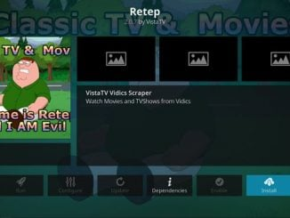 Retep Addon Guide - Kodi Reviews