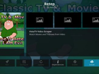 Retep Addon Guide - Kodi Reviews