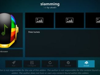 Slamming Addon Guide - Kodi Reviews