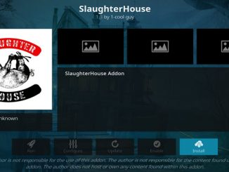 SlaughterHouse Addon Guide - Kodi Reviews