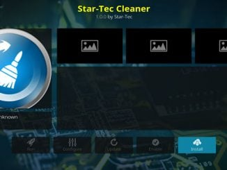 Star Tec Cleaner Addon Guide